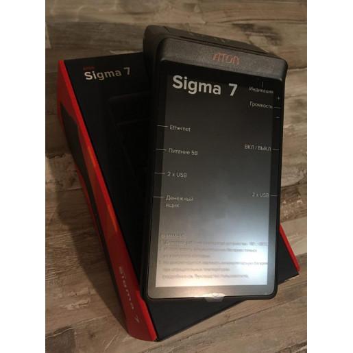 """Атол Sigma 7 """"под ключ"""" на 36 мес"""
