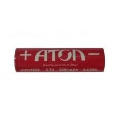 Аккумуляторная  батарея 18650 2600 mAh 3.7V BPI (Для АТОЛ 15Ф, 91Ф, 92Ф)